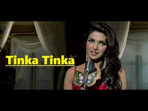 Tinka Tinka | Alisha Chinoy | Priyanka Chopra | Karam | Vishal, Shekhar | Lyrics | Bollywood Songs