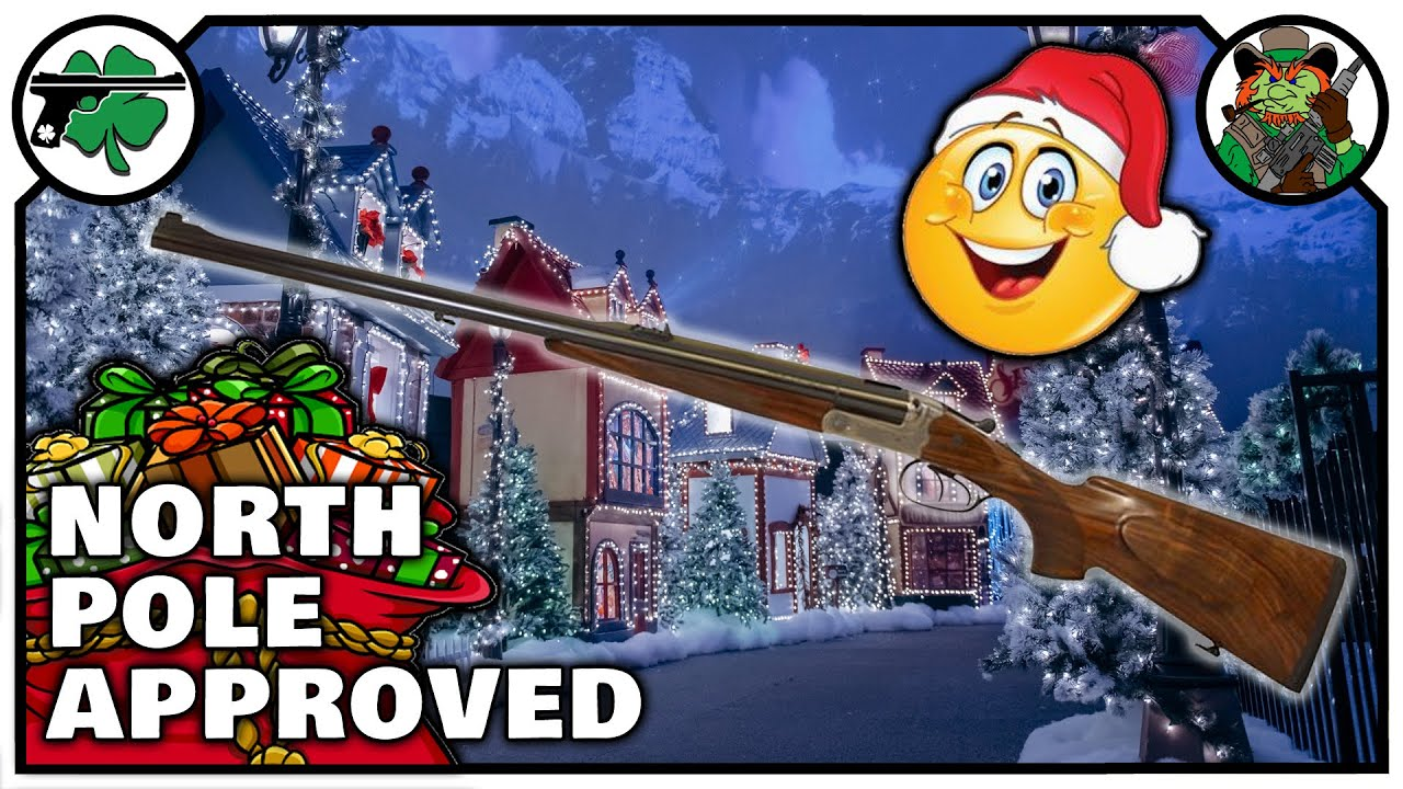 Top Five Rifles Santa Owns To Survive The North Pole