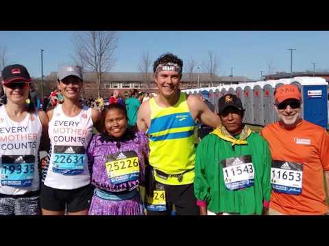 Celebración multicultural del Ultramaratón Caballo Blanco
