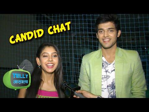 Candid Chat With Manik & Nandini   Kaisi Yeh Yaariyan   MTV SHOW
