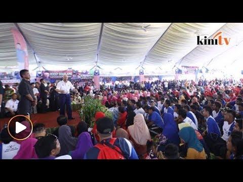 """Jangan 18 tahun kemudian buat U-turn, kona baring,"" sindir Najib"