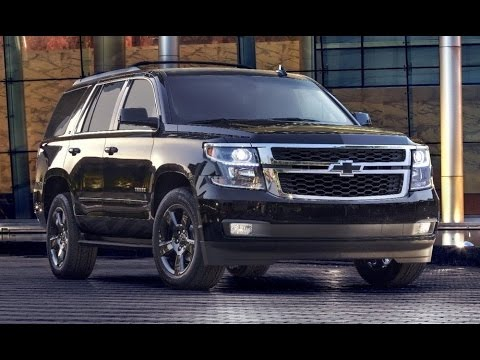 2018 Chevrolet Tahoe >> Texas Edition 2017 Tahoe - YouTube