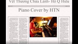 Vet Thuong Chua Lanh -Piano