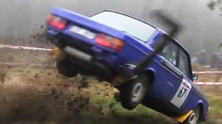Rally Crash Compilation, The Best Swedish Rally Crashes & Accidents Full HD Part 6