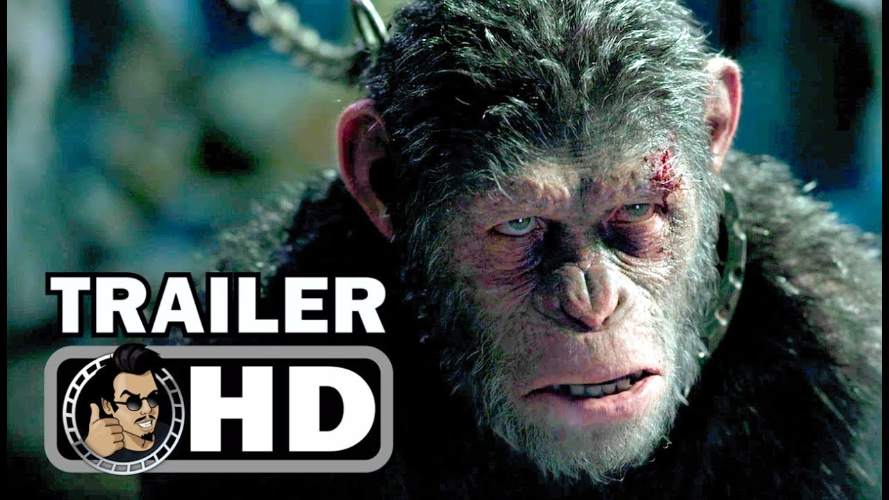"""Download WAR FOR THE PLANET OF THE APES """"I Came For You"""" Clip + Trailer (2017) Sci-Fi Movie HD"""
