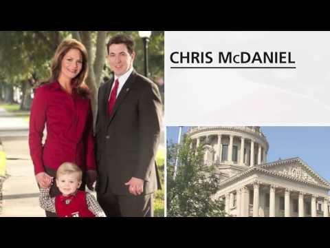 "• Chris McDaniel for U.S. Senate Mississippi • ""Had Enough"" ad •"
