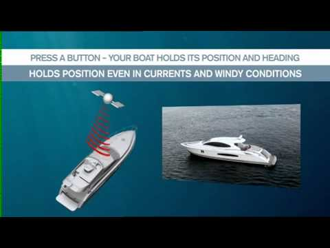 Volvo Penta IPS Dynamic Positioning System (DPS).mp4