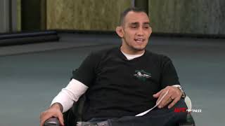 Tony Ferguson Reveals Where Did The El Cucuy Nickname Came From UFC HD