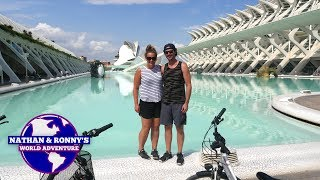 Valencia, Spain - Bike Tour to the City of Arts & Sciences |#12