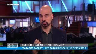 Intégrale kiosque du 12/11/17 : PARADISE PAPERS, ARABIE SAOUDITE, ÉCRITURE INCLUSIVE