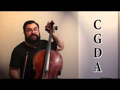 How To VSQ - Tune Your Cello