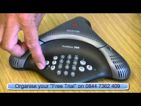 Polycom Voicestation 500 Conference Phone Review