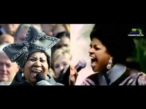 "Aretha Franklin feat. Karen Clark Sheard - ""Faithful"""