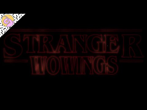 Stranger Wowings (stranger things theme with Owen Wilson saying wow)
