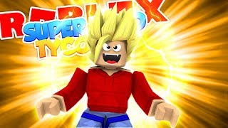 ROBLOX Adventure - ROPO IS GOKU FROM DRAGON BALL Z!!!