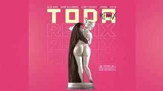 Toda (Remix)  Alex Rose-Rauw Alejandro-Lenny Tavarez-Lyanno-Cazzu