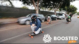 Boosted Board Summer Tour | Venice Group Ride