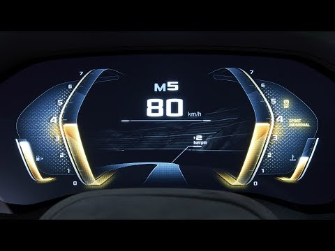 2017 BMW 8 Series - Dashboard and Interior