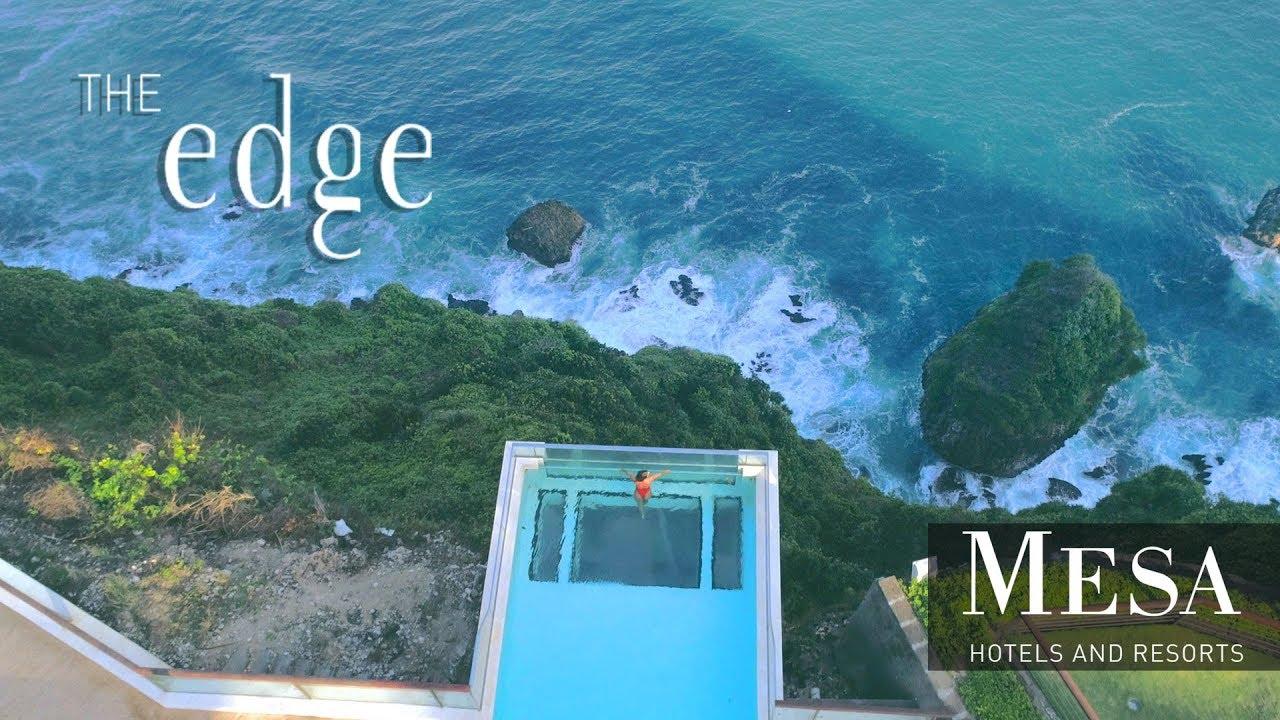 The Edge Bali Uluwatu Oneeighty 176 Pool Bar