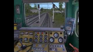 2ТЭ10У-0009  - Trainz Simulator 12