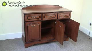 Vermont 3 Door Sideboard