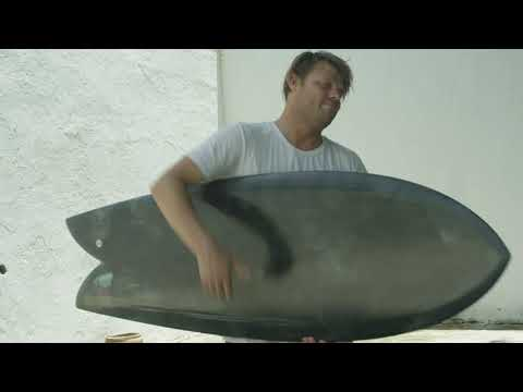 The Electric Acid Surfboard Test Shaper's Profile: Trimcraft Surfboards And Michael Arenal