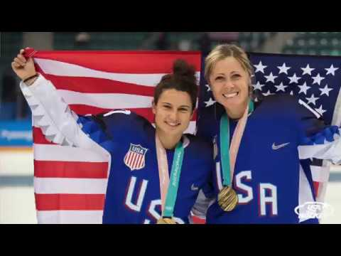 2018 Winter Olympics: U.S. Women Win Gold
