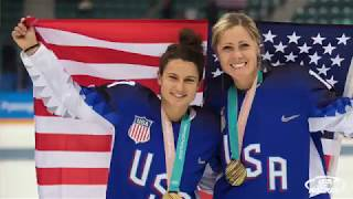 2018 Winter Olympics: U.S. Women Win Gold