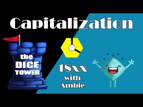 18xx With Ambie: Capitalization