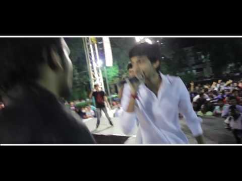"""Hiphop Tamizhan Adhi & Anirudh Live at MCC - 2013 """"DeepWoods"""""""
