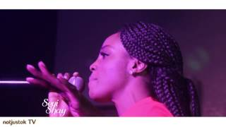 Seyi Shay Dazzles @ Industry Nite, Premieres New Single