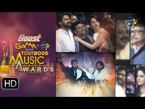 GAMA Tollywood Music Awards 2015 - 6th March 2016 - Full Episode