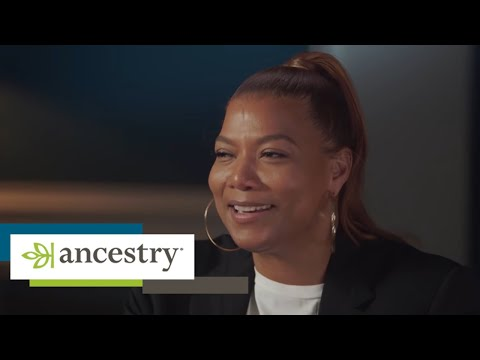 Queen Latifah in Finding Your Roots - Presented by Ancestry® | Ancestry
