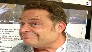 John Thomson Interview Dying Laughing Premiere