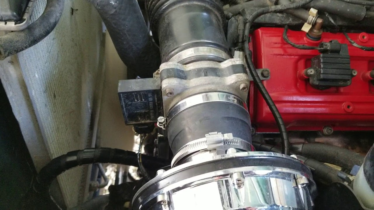 1998 Isuzu Trooper 3.5l Timing belt/VC gaskets and mods ...