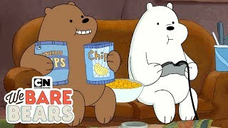We Bare Bears | Best of Grizz 🐻 (Hindi) | Cartoon Network