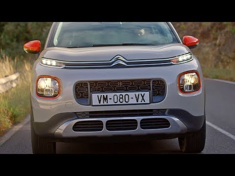 Citroën C3 Aircross (2017) Ready to fight Renault Captur [YOUCAR]