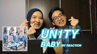 Download UN1TY 'BABY' M/V   REACTION FROM MALAYSIA (Indonesia-Pop)