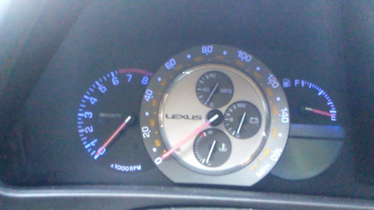 Is300 Headlight Level System Disable Youtube 2005 Lexus Es330 Fuse Box