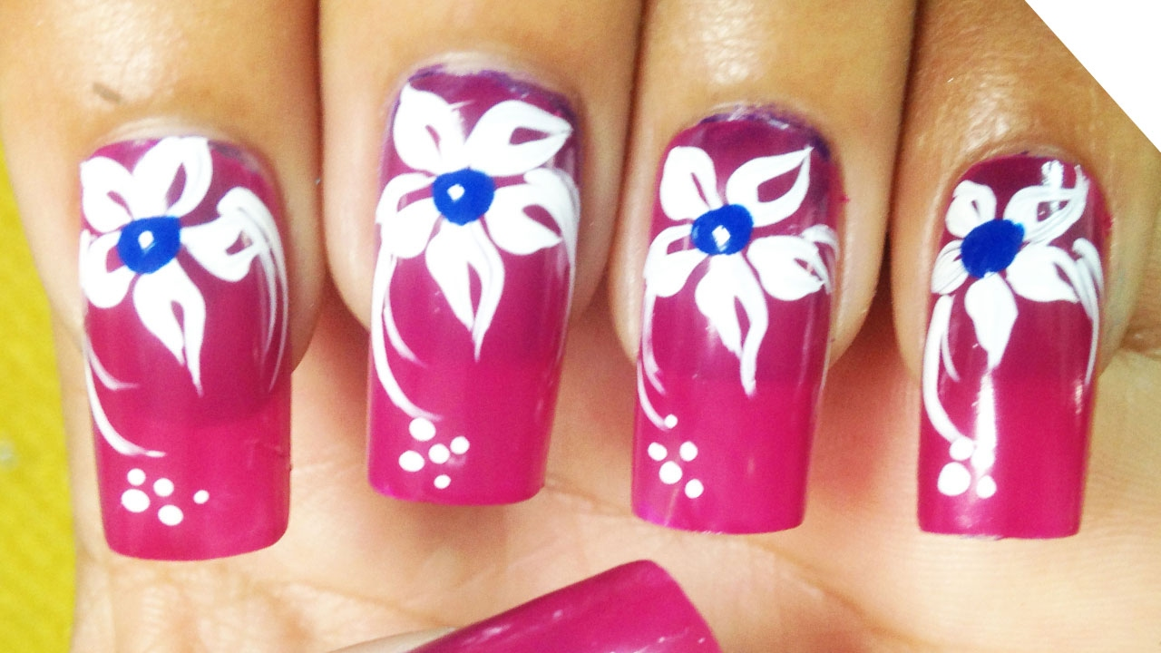 Nail Art Paint Ideas Nail Designs Ways Easy Creative Simple