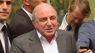 Boris Beresowski  Aufstieg und Fall eines Oligarchen