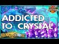 HEARTHSTONE 🌟 ADDICTED TO CRYSTAL   ELEMENTAL QUEST ROGUE Deck Tech   Ungoro Furo Legend
