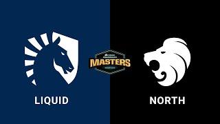Liquid vs North Group B BO3 Dust2 CORSAIR DreamHack Masters Malmö 2019