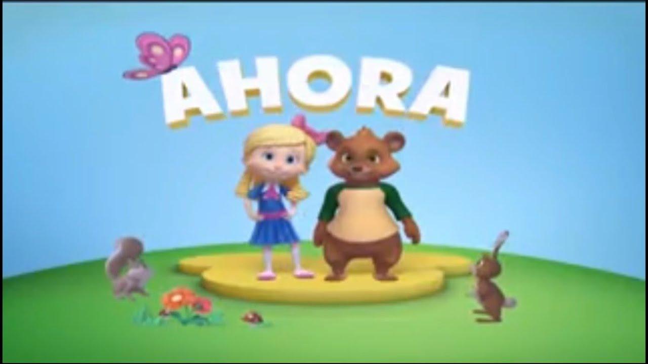 Goldie Y Osito  AHORA en Disney Junior  YouTube
