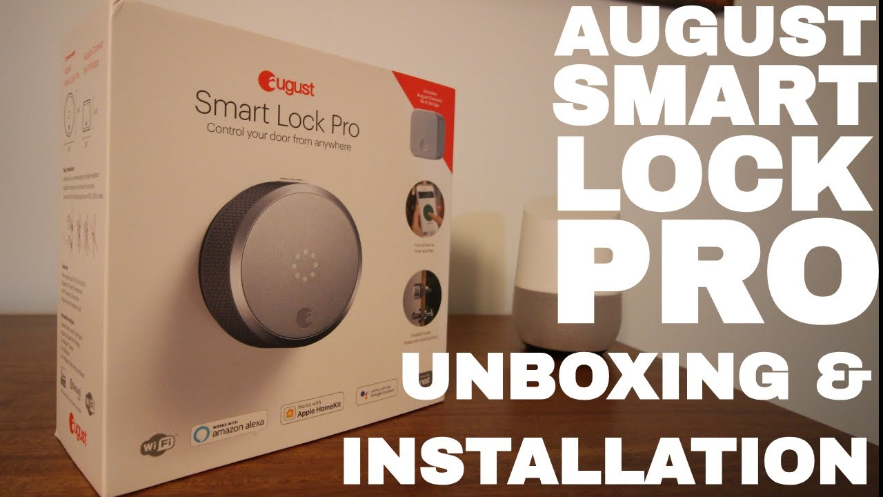 DIY Installing the August Smart Lock Pro