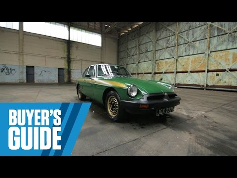 MGB | Buyer's Guide