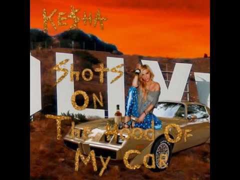 Kesha - Shots On The Hood of my Car (Acapella)