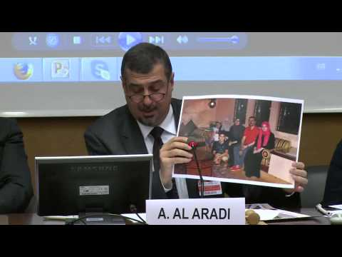 Side event on Judicial system in United arab emirates_19 june 2015 in UN-Geneva