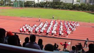 第七十屆陸運會 小六級悅社啦啦隊