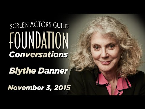 Conversations with Blythe Danner - YouTube